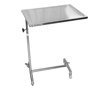 TABLE A MANGER AU LIT EN INOX TMIC