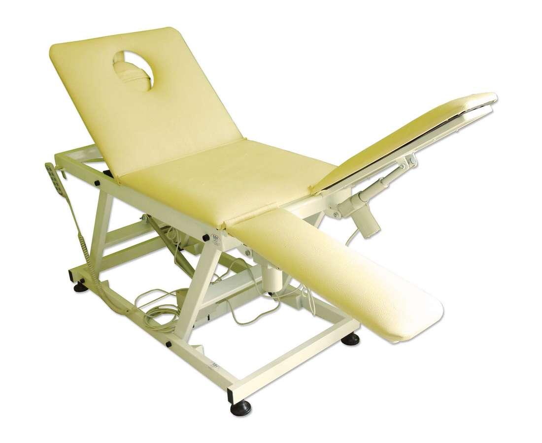 TABLE DE MASSAGE MULTI-POSITIONS ÉLECTRIQUE  Hamiteche Medical