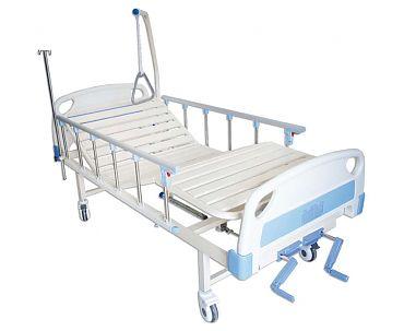 LIT D HOPITAL A TROIS POSITION ABS LH3P01